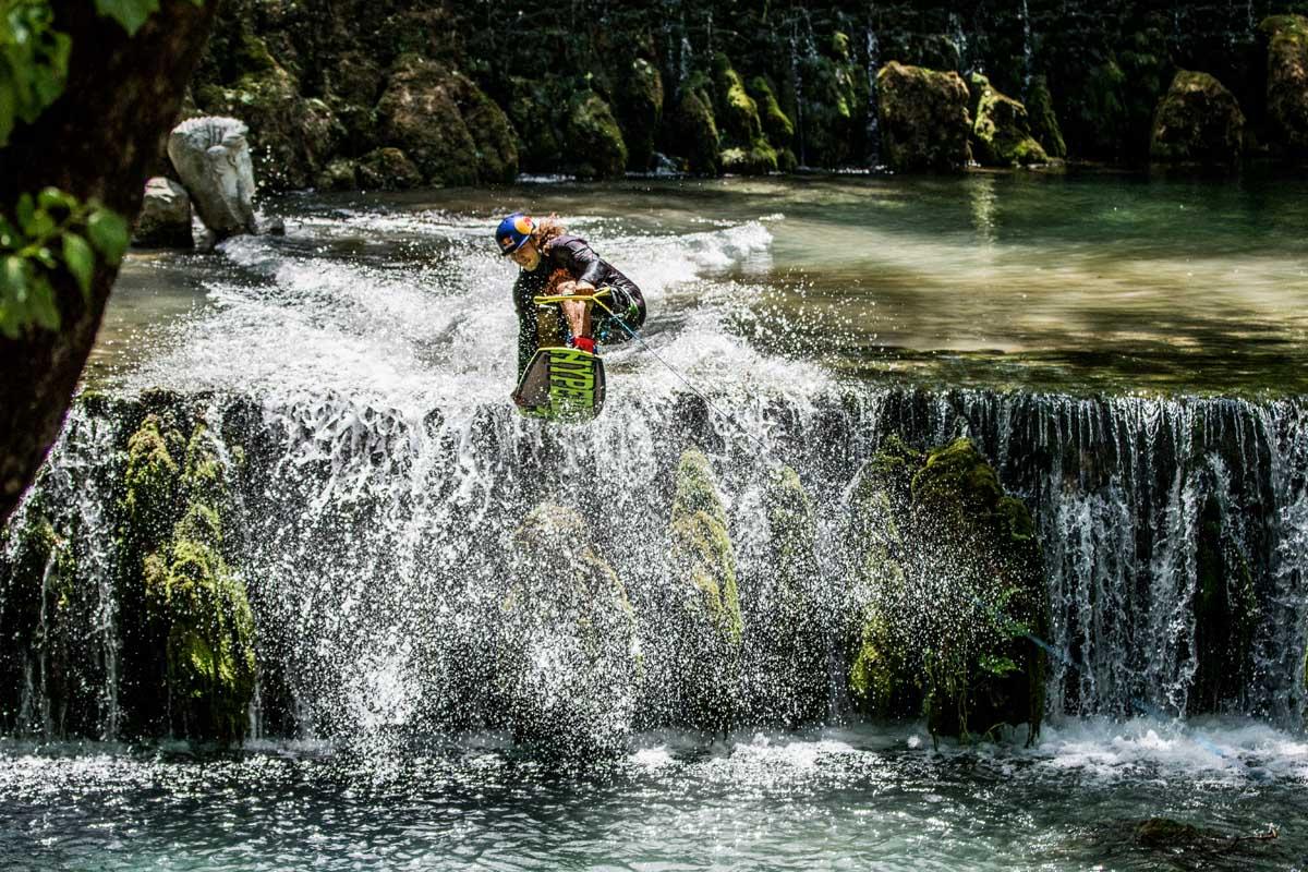 Wakeboard  Σανίδα, νερό, φύση
